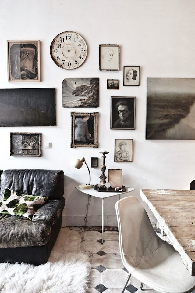 Gallery Walls by VKV Visuals