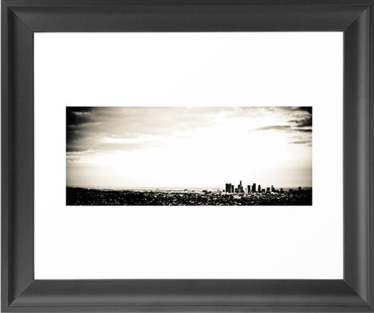 A LA Skyline via Dot and Bo