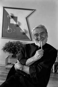 Verner Panton (love the beard)