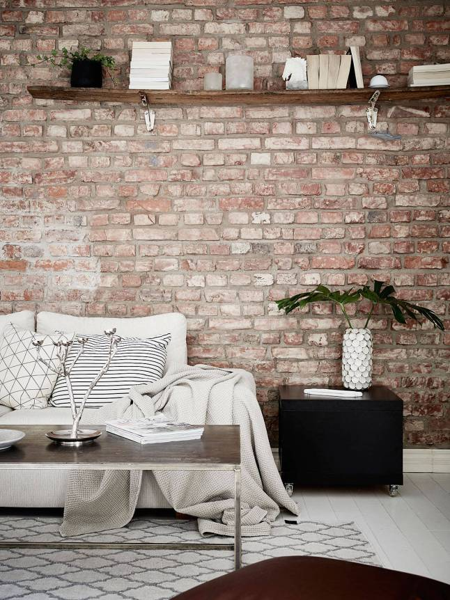 Bare Brick Walls