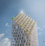 BACK TO THE BASICS: THE PROPOSED WOODEN SKYSCRAPER IN SWEDEN