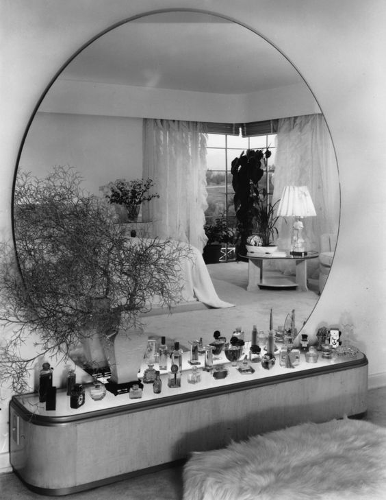 On Trend The Round Mirror ⋆ Vkvvisuals Com Blog