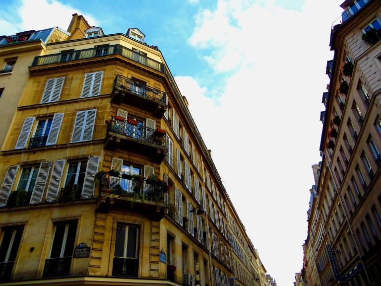 Pariz ujutru, autorska fotografija