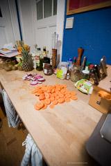 Mignon croustillant, carottes