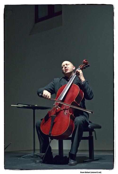 Ernst Reijseger, Muziekcentrum De Bijloke, Gent, BE, 27/03/2010