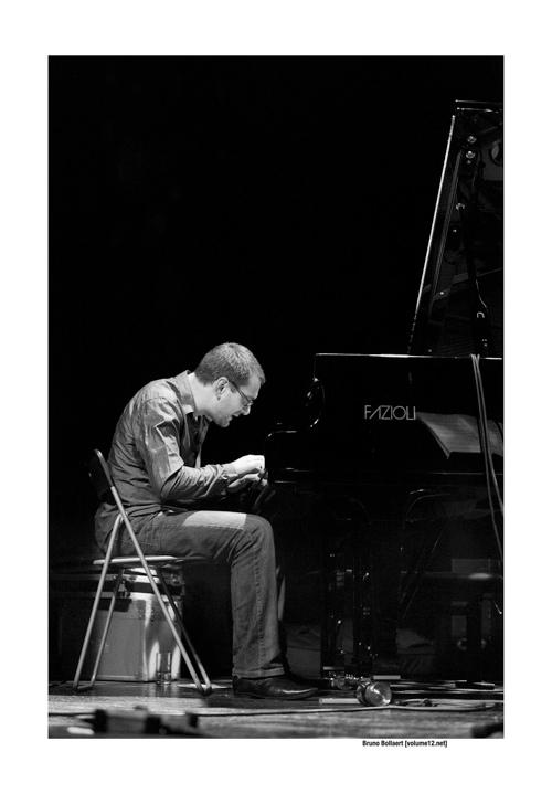 Ewout Pierreux Quintet door Bruno Bollaert
