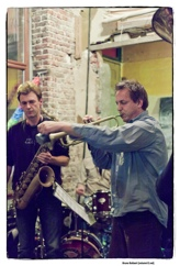 El Negocito Barcella Sessions met Mäâk en Jeroen Van Herzeele door Bruno Bollaert