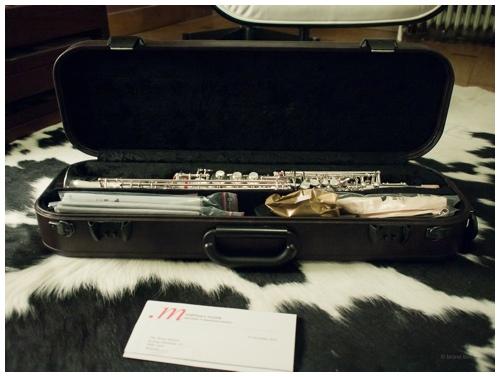Rampone & Cazzani Sopraan Sax R1 Jazz
