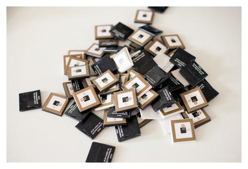 OR koffie... erm chocolade door Bruno Bollaert