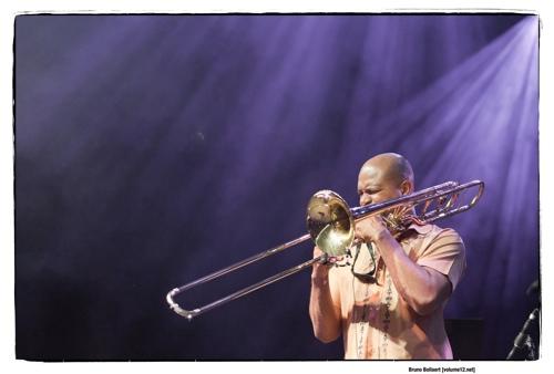 Gent Jazz door Bruno Bollaert
