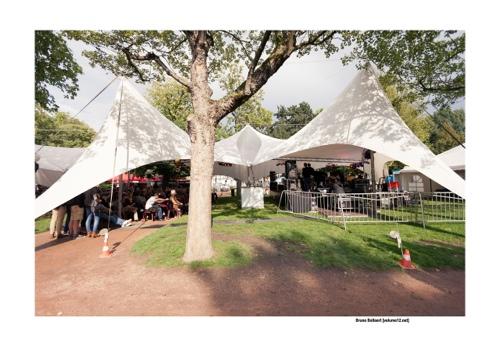Jazz in 't Park door Bruno Bollaert