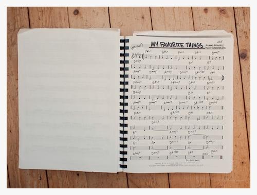 Bladmuziek door Bruno Bollaert