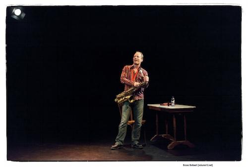 Esa Pietilä @ Jazz & Sounds door Bruno Bollaert