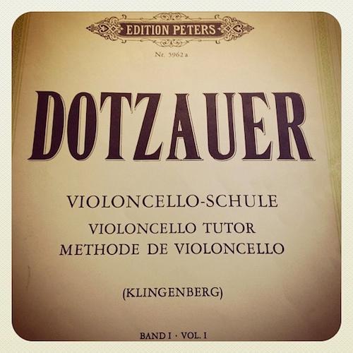 Dotzauer door Bruno Bollaert