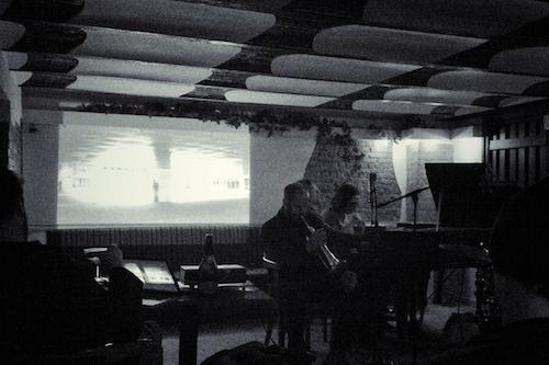 Il centro della resistenza jazz door Bruno Bollaert