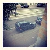 Verkeerd geparkeerd door Bruno Bollaert