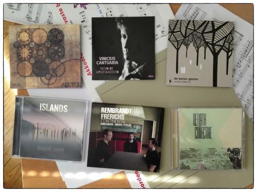 Albums -- cd's