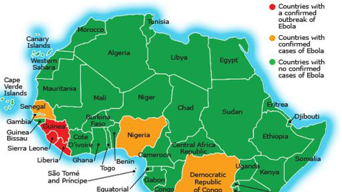 Concerns About Ebola In Ghana