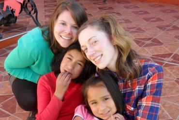 Casa Hogar with Ella 1 min First steps as a volunteer coordinator