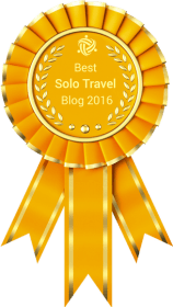 Solo Travel Kopie 158x280 Best Travel Blogs 2016 Award