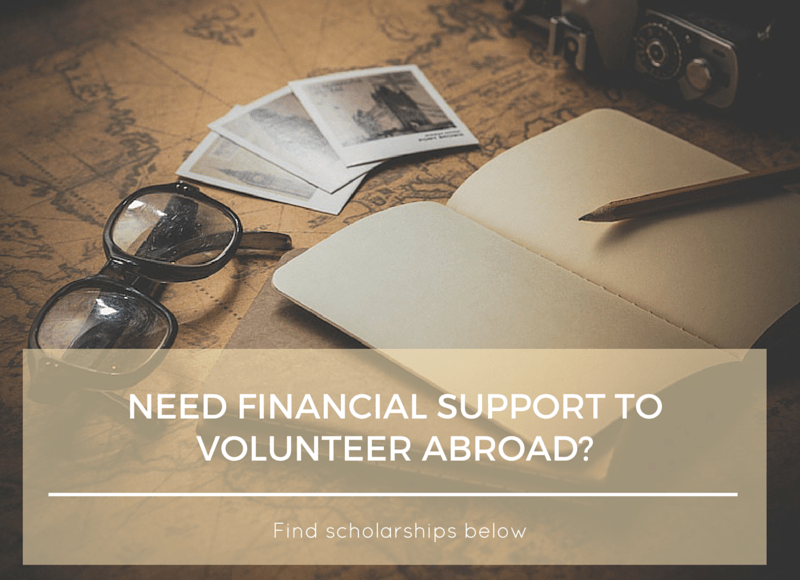3 Volunteer Abroad Grants & Scholarships