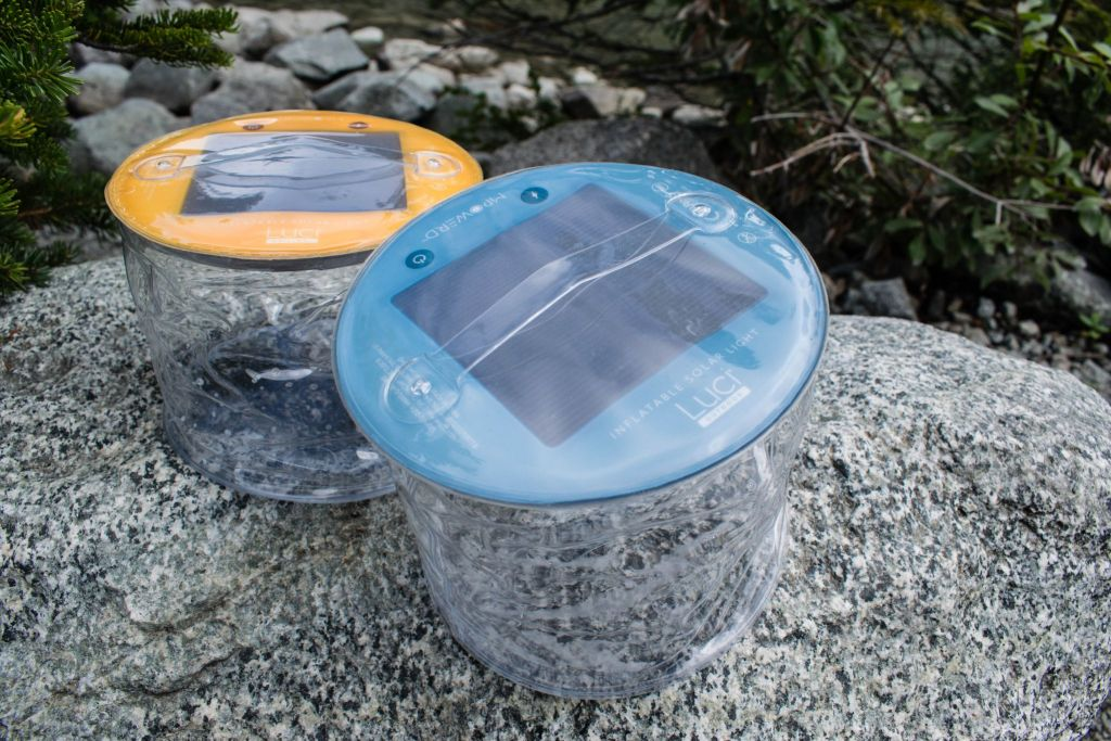 The Luci Solar Light | Travel Gadget Review | Volunteer World