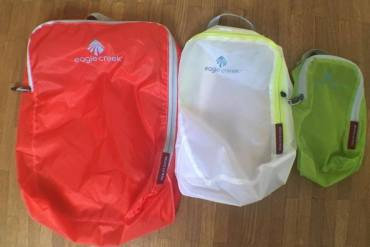 pack The Pack It Cubes | Travel Gadget Review | Volunteer World