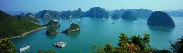 vietnam banner Top 6 countries to volunteer in Asia