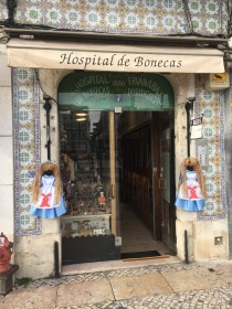 Doll Hospital 1 210x280 4 Fun Things to do in Lisbon   Get The Best Insights By ImpacTrip Portugal