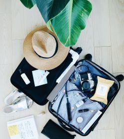 Packing Volunteer Abroad