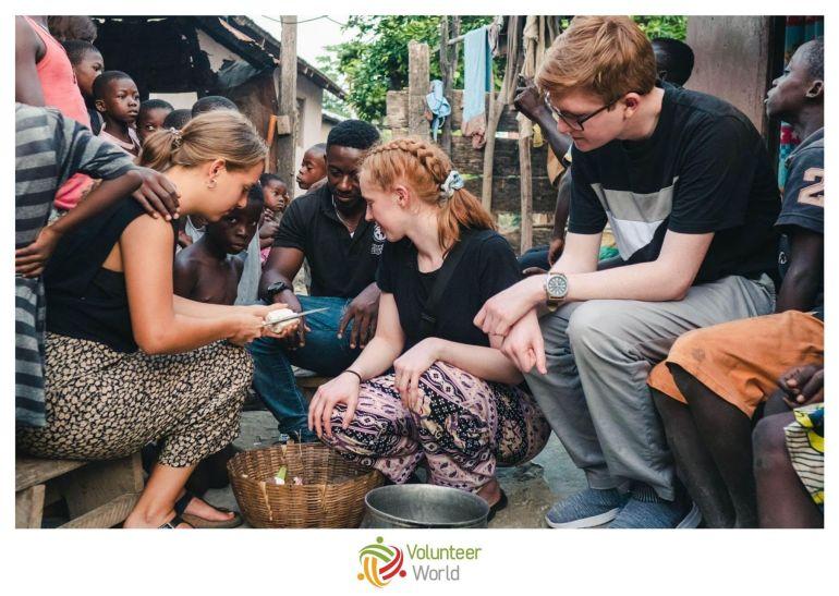ghana min 1 Best Places to Volunteer in August [Updated 2021]