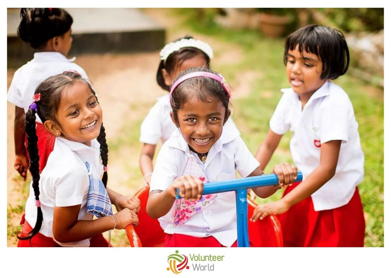 Childcare Programs in Sri Lanka