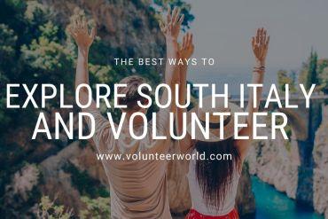 Blogpost feat image 2 Explore the Amalfi Coast and Volunteer