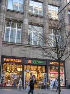 Farmacia en spitalerstraße