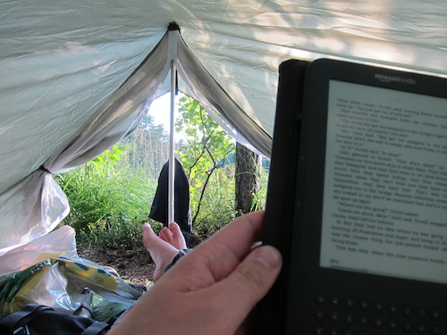 12-08-11 - Camping Trip in Nuuksio (1)
