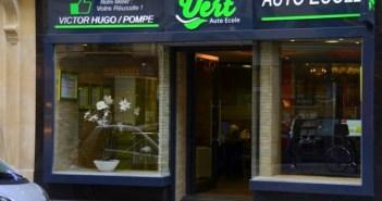 Groupe Vert Auto-école - Agence Pompe