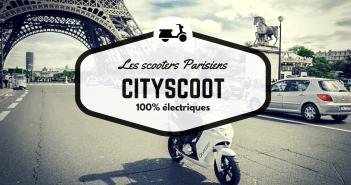 Cityscoot', la nouveauté déroutante !