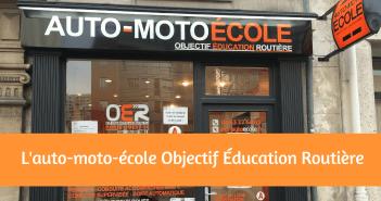 L'auto-moto-école Objectif Éducation Routière