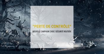 PERTE DE CONTRÔLE