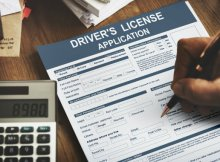 applying drivers license