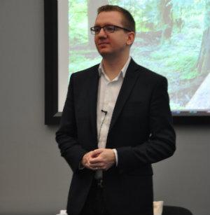 VVV CEO Mike Boyd