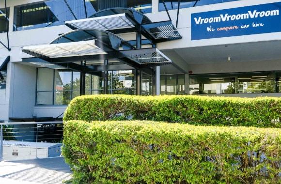 The VroomVroomVroom office