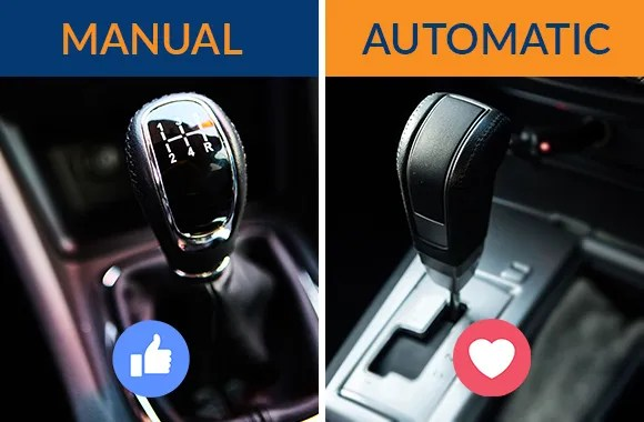 Why Choose An Automatic Over A Manual Manual Guide