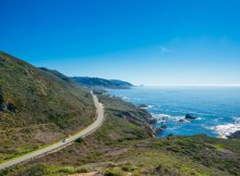 going on a road trip in california state route 1