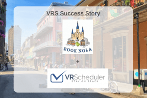 VRScheduler & Book Nola
