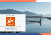 Alt Text: Wild Renfrew & VRScheduler