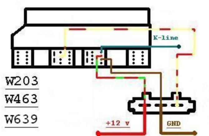 obd wiring diagram