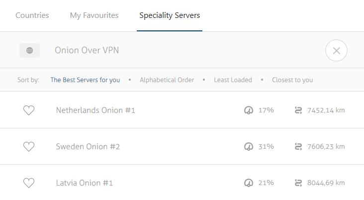 Onion Over VPN - maximální bezpečí a soukromí na Internetu