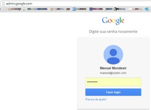 admin-google-login-page