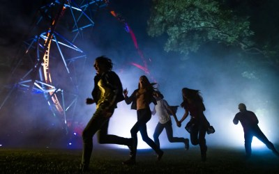 6 Cool Theme Park Events for Halloween